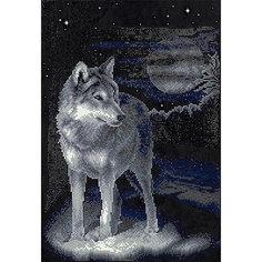 "Алмазная мозаика Фрея ""Волк"", 46,5х31,5 см"