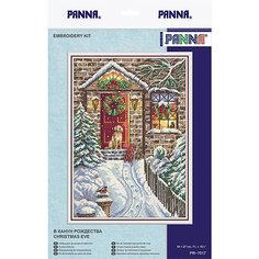 """Набор для вышивания Panna """"В канун Рождества"""""""