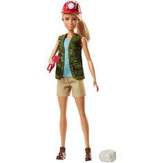 Кукла Barbie из серии «Кем быть?» Археолог, 29 см Mattel