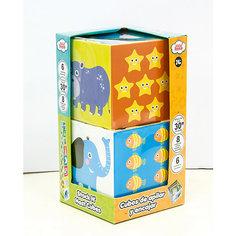 """Развивающая игрушка Little Hero """"Складные кубики"""""""