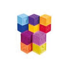 Мягкие кубики, B DOT