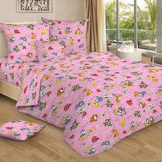 Детское постельное белье 3 предмета Letto, BG-95