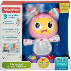 Интерактивная игрушка Fisher-Price Обучающий робот БиБель Mattel
