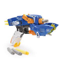 """Пистолет-робот 2 в 1 Devik Toys """"Птерозавр"""", с 6 мягкими патронами"""