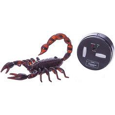 """Робот на ИК управлении 1toy """"Robo Life"""" Робо-скорпион, коричневый"""