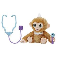 """Интерактивная игрушка FurReal Friends """"Вылечи обезьянку"""" Hasbro"""