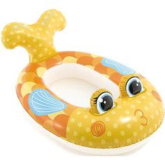Надувная лодка Intex Pool Cruisers, золотая рыбка