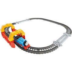 """Железная дорога Fisher Price """"Track Master"""" Томас и его друзья, Взрыв в туннеле Mattel"""