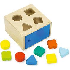 Сортер Alatoys, куб