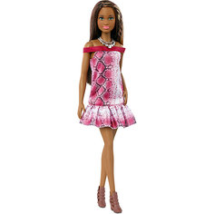 "Кукла Barbie ""Игра с модой"" Pretty in Python, Barbie Mattel"
