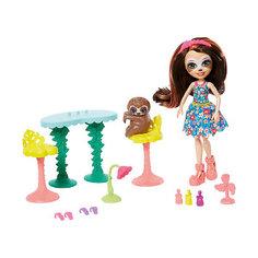 Игровой набор Enchantimals Маникюрный салон с Села Ленивец Mattel