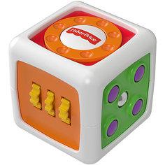 Развивающая игрушка Fisher-Price Мой первый куб-непоседа Mattel