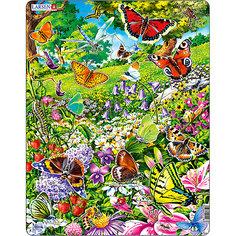 "Пазл Larsen ""Бабочки"", 42 элемента"