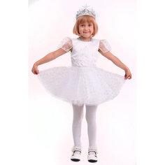 Карнавальный костюм Батик, Снежинка Снежка Пуговка