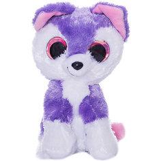 Мягкая игрушка Lumo Stars Волк Susi 15 см., фиолетовый