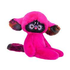 Мягкая игрушка Budi Basa Lori Colori Тёко (Tyoko), фуксия, 30 см