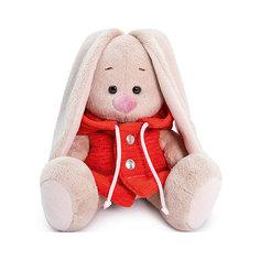 Мягкая игрушка Budi Basa Зайка Ми в жилетке с капюшоном, 15 см