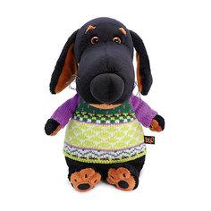 Мягкая игрушка Budi Basa Собака Ваксон Ваксон в свитере, 25 см
