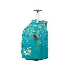 """Рюкзак на колесах Samsonite """"Стрит стайл"""""""