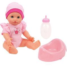 """Кукла-пупс Mary Poppins """"Пью и писаю"""" Малышка, 30 см"""
