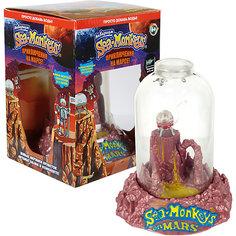 """Аквариум """"Sea-Monkeys"""" Приключения на Марсе, для выращивания ракообразных вида Artemia Salina 1 Toy"""