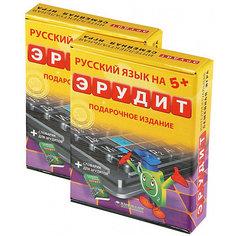 Настольная игра Биплант Эрудит подарочный набор БИПЛАНТ.