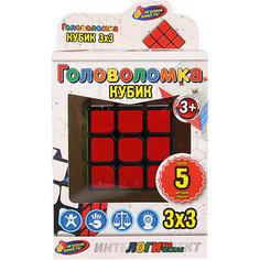 Логическая игра Играем Вместе Кубик 3х3