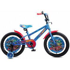 Двухколесный велосипед Navigator Hot Wheels, 18 дюймов