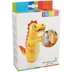 Неваляшка Intex 3D Дракон