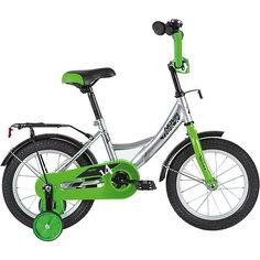 Двухколёсный велосипед Novatrack Vector, 14 дюймов