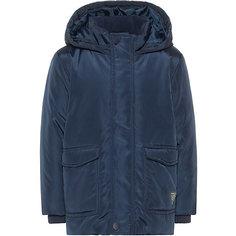 Утепленная куртка Name It