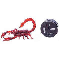 """Робот на ИК управлении 1toy """"Robo Life"""" Робо-скорпион, красный"""