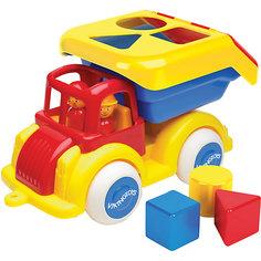 Машинка-сортер Viking toys с кубиками