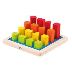 Логическая игрушка-сортер Wonderworld Геометрические фигуры