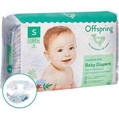 Подгузники Offspring Сидней 3-7 кг., 48 шт.