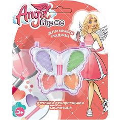 Детская набор теней Angel Like Me Бабочка
