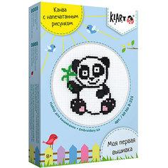 """Набор для вышивания Klart """"Детские истории. Панда"""""""