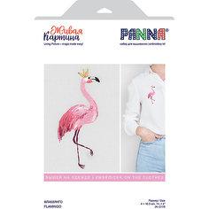 """Набор для вышивания PANNA """"Живая картина. Фламинго"""""""
