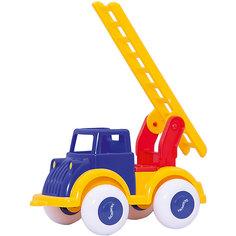 """Машинка Viking Toys """"Пожарная машина"""" с лестницей, 21 см"""