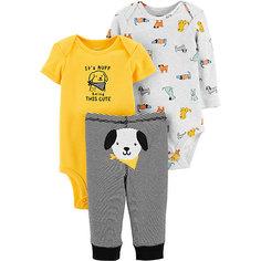 Комплект Carters: боди 2 шт и брюки