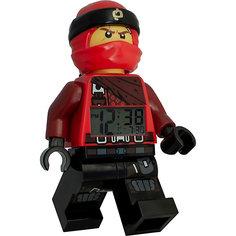 "Будильник LEGO Ninjago Movie (""Лего Фильм: Ниндзяго""), мини-фигура Kai"