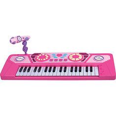 Электронный синтезатор Mary Poppins SuperStar, с микрофоном