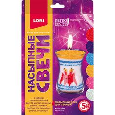"""Насыпной воск для свечей Lori """"Магия цвета"""" Лори"""