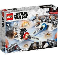 Разрушение генераторов на Хоте Lego
