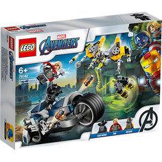Конструктор LEGO Super Heroes 76142: Мстители: Атака на спортбайке