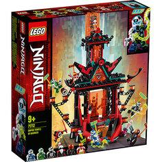Конструктор LEGO Ninjago 71712: Императорский храм Безумия