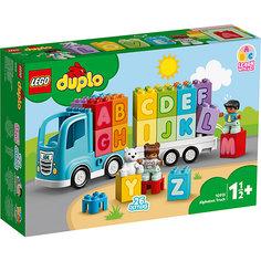 "Конструктор LEGO DUPLO My First 10915: Грузовик ""Алфавит"""
