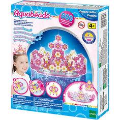 Набор для творчества Aquabeads Диадема для принцессы 3D Эпоха Чудес