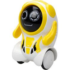 Интерактивный робот Silverlit Yсoo Покибот, жёлтый круглый