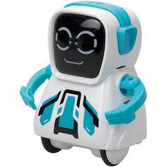 Интерактивный робот Silverlit Yсoo Покибот, синий